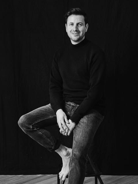 TheCalmBase | Alexander Krey, Gründer und CEO von TheCalmBase